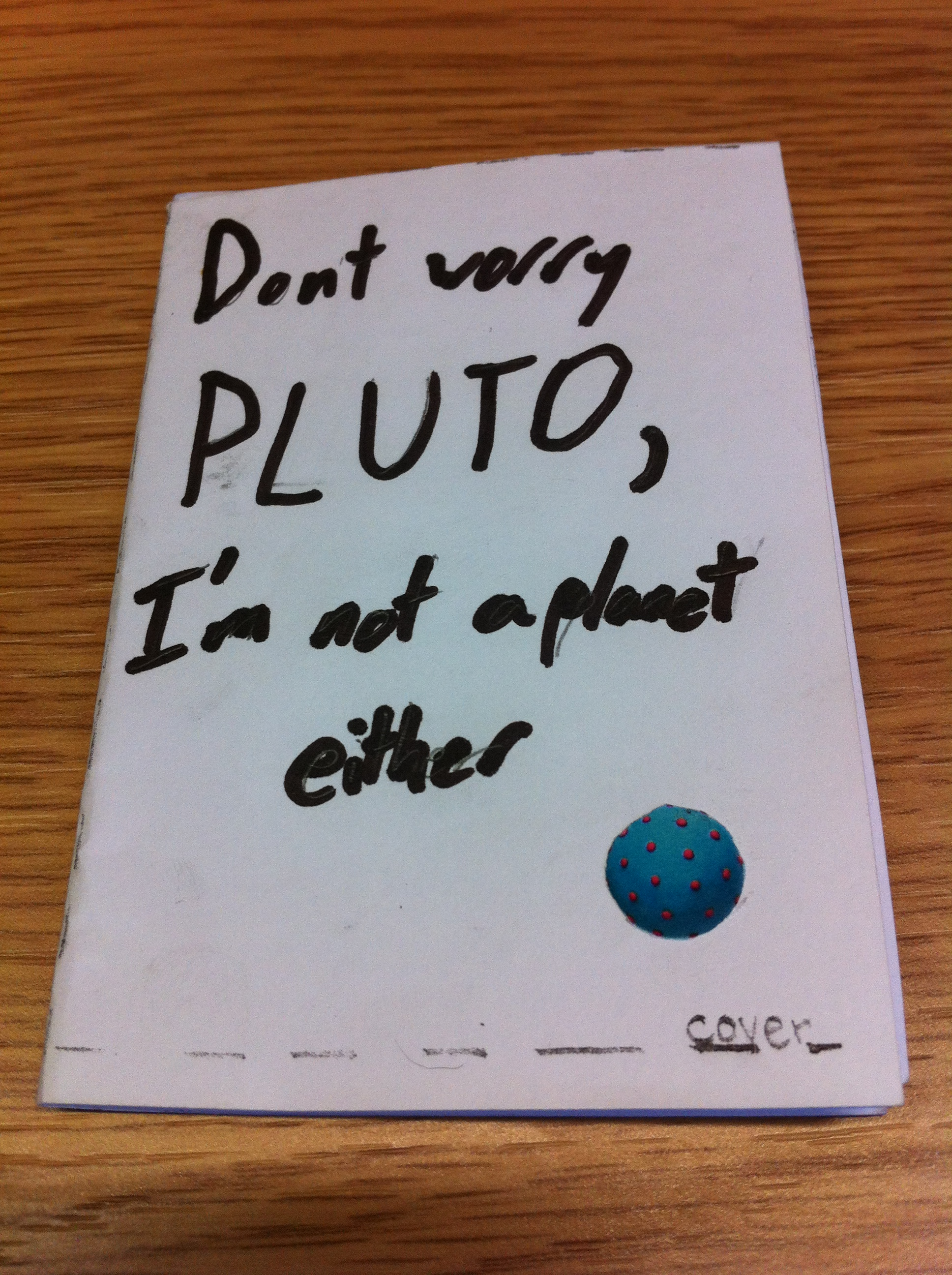 Pluto communications essay