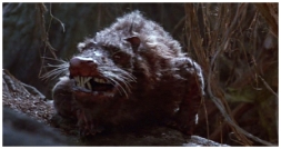 Rodents of Unusual Size: They do exist. Image from the Princess Bride