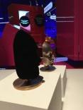 Vantablack, basically the blackest thing in the world