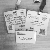 Conferences galore!